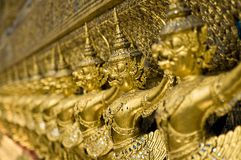 Grand Palace in Bangkok, Thailand Stock Photo