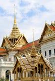 Grand palace in bangkok,thailand Royalty Free Stock Photo