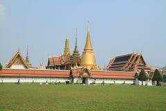 Grand palace in Bangkok,Thailand. Royalty Free Stock Photography