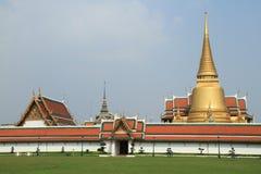 Grand palace in Bangkok,Thailand. Royalty Free Stock Image