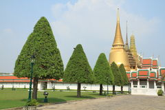 Grand palace in Bangkok,Thailand. Stock Photography