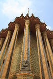 Grand palace in Bangkok,Thailand. Royalty Free Stock Images