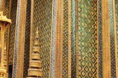Grand palace, Bangkok, Thailand. Royalty Free Stock Photos