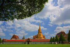 Grand palace bangkok thailand Royalty Free Stock Image