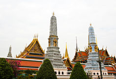 Grand Palace in Bangkok, Thailand. Stock Photos