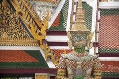 Grand Palace, Bangkok, Thailand. Giant Buddha in Grand Palace, Bangkok, Thailand Royalty Free Stock Images