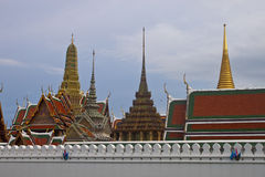 Grand Palace Royalty Free Stock Photos