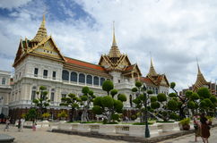 Grand Palace Bangkok Stock Image