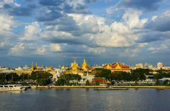 The Grand Palace, Bangkok, Thailand Stock Photos