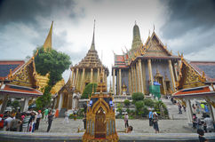 Grand Palace Bangkok Royalty Free Stock Photography