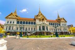 Grand Palace in Bangkok Royalty Free Stock Images