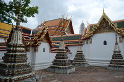 Grand Palace Bangkok Royalty Free Stock Photo