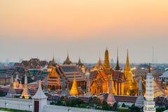 Grand Palace, Bangkok, Thailand Stock Images