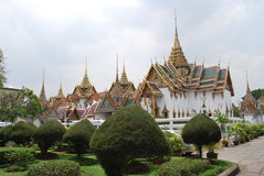 Grand Palace. In Bangkok, Thailand royalty free stock photo