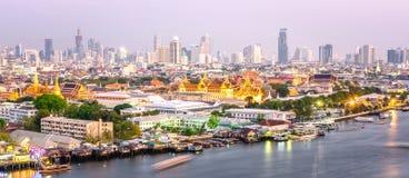 Grand Palace of Bangkok Stock Photography