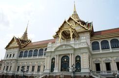 The Grand Palace in Bangkok, Thailand, Asia Royalty Free Stock Images