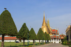 The Grand Palace, Bangkok, Thailand Royalty Free Stock Image