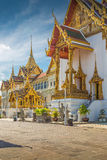 Grand Palace Bangkok Thailand Royalty Free Stock Photos