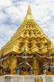 Grand Palace in Bangkok, Thailand Royalty Free Stock Photos