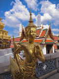 Grand Palace in Bangkok, Thailand Stock Image