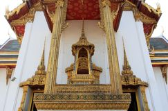 The Grand Palace, Bangkok, Thailand Stock Image