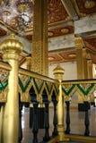 Grand Palace, Bangkok, Thailand. Exceptional detail within the Grand Palace, Bangkok, Thailand Royalty Free Stock Images