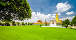 Grand Palace in Bangkok, Thailand Royalty Free Stock Photography