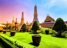 Grand Palace in Bangkok, Thailand Royalty Free Stock Photos