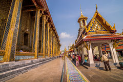 The Grand Palace Royalty Free Stock Photos