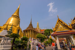 The Grand Palace Royalty Free Stock Photo