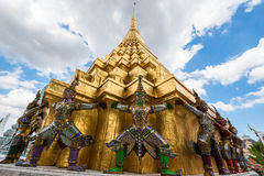Grand Palace Bangkok - Thailand Stock Photography