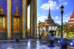 Grand Palace, Bangkok, Thailand. Section of the Grand Palace in Bangkok, Thailand Stock Photography