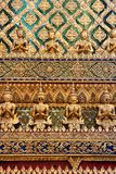 Grand Palace, Bangkok Royalty Free Stock Photography