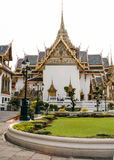 Grand palace in bangkok,thailand Royalty Free Stock Photo