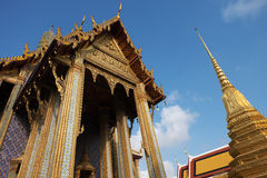 Grand Palace In Bangkok,Thailand Royalty Free Stock Photography