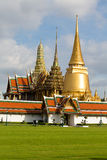 Grand palace , Bangkok, Thailand. Royalty Free Stock Photo
