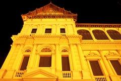 Grand palace bangkok, THAILLAND Royalty Free Stock Photos