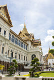Grand Palace in Bangkok Stock Images