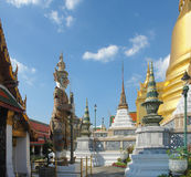 Grand Palace in Bankok Stock Photo