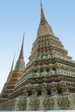 Grand Palace in Bankok Royalty Free Stock Images