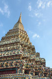 Grand Palace in Bankok Royalty Free Stock Photography