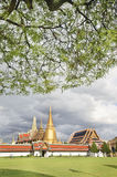 The Grand Palace Complex, Bangkok, Thailand Royalty Free Stock Images