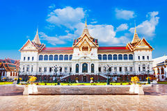 The Grand Palace. Is a complex of buildings at the heart of Bangkok, Thailand royalty free stock images