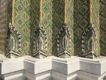 Grand Palace details Royalty Free Stock Photos