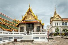 Grand Palace, The Dusitdaphirom Pavilion Bangkok, in Wat Pra Kaeo ,Thailand Royalty Free Stock Photos