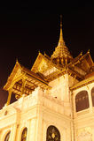 The Grand Palace at The Emerald Buddha temple Royalty Free Stock Images