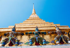 The Grand Palace Stock Photo