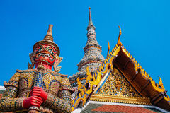 The Grand Palace Royalty Free Stock Images