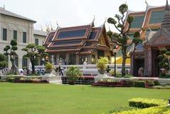 Grand Palace Garden, Bangkok, Thailand, Asia Stock Image