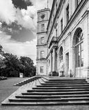 Grand Palace in Gatchina Stock Photos